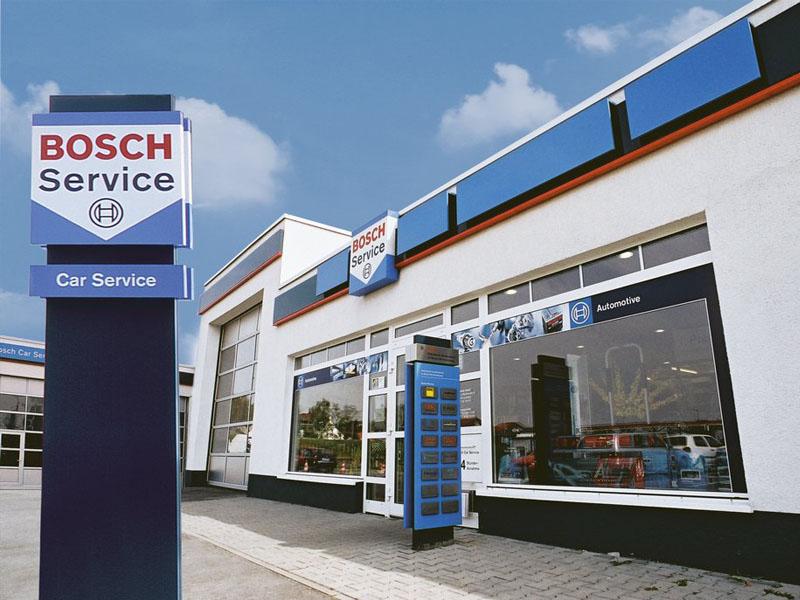 Bosch Car Service Olmak Istiyorum